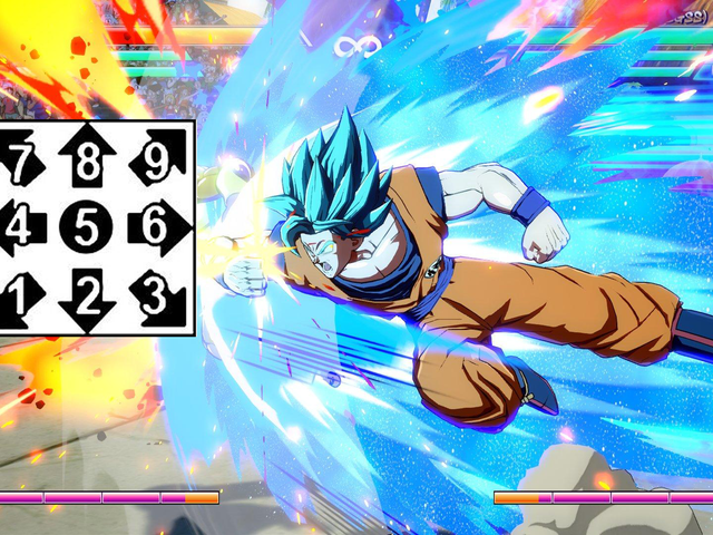 Dragon Ball FighterZ Has People Debating Fighting Game Notation