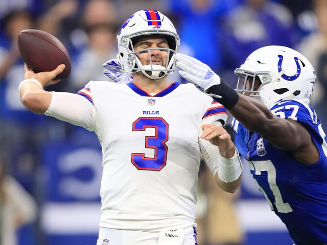 The Bills Did Not Get The Derek Anderson Renaissance, But They'll Give It Another Shot