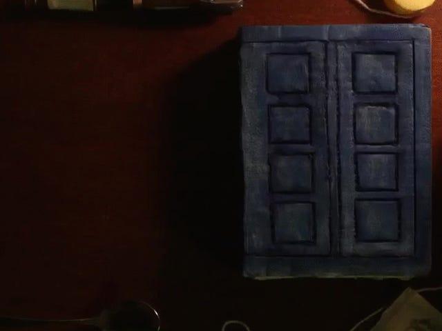 Điều này Stop Motion <i>Doctor Who</i> Video là utterly Delightful