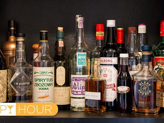 18 Perkara yang Paling Sihat dalam Kabinet Minuman Saya, Kedudukan Dengan Kekhasan