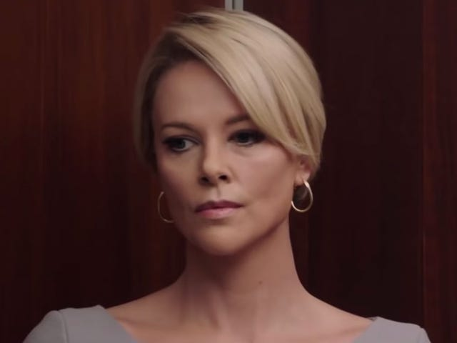 Here's a Bombshell: Charlize Theron Is a Dead Ringer for Megyn Kelly