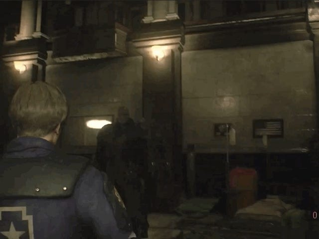 <i>Resident Evil 2</i> Glitch Summons A Second Mr. X