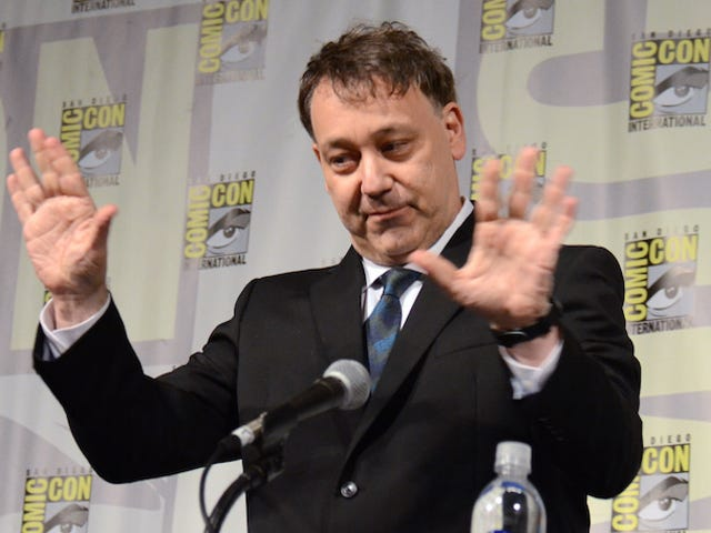 Sam Raimi's Going to Start World War III (The Movie, Not the Global Conflict)