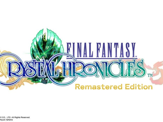 Final Fantasy Crystal Chronicles: Remastered Edition was supposed to be out this year, but has now b