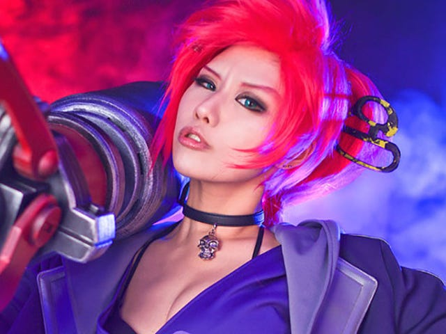 Some Very Good<i>League Of Legends</i> Cosplay