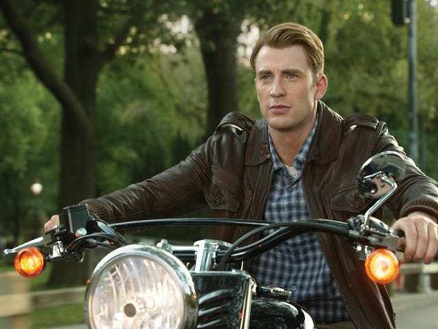 Chris Evans would rather join a gang than play a Disney prince