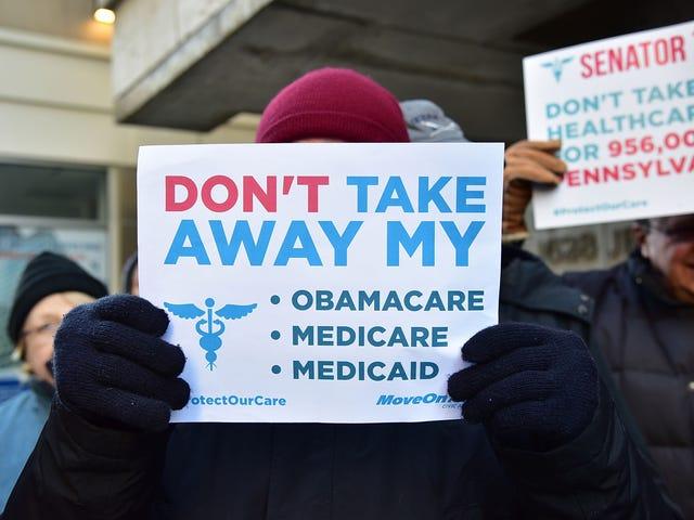 Tous les soins de santé sont Obamacare