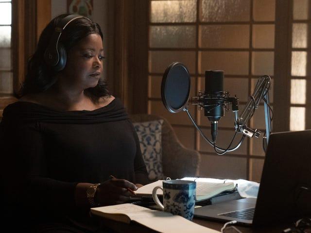 Octavia Spencer mencari penebusan tetapi kebanyakan menemukan melodrama di Truth Be Told