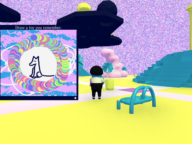 A Game About The First Year Of Art School