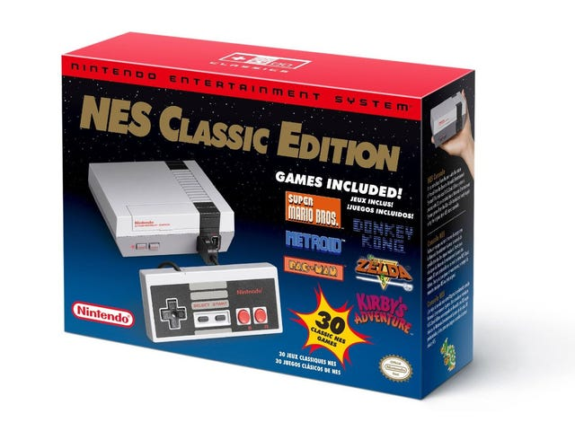 Nintendo Nagdadala Bumalik Ang Nes Classic Sa 2018 <em></em>