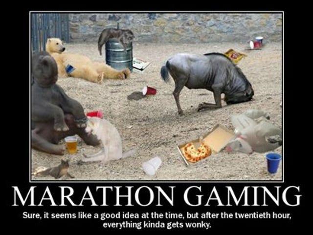 Story Time: Memorial Marathoning!