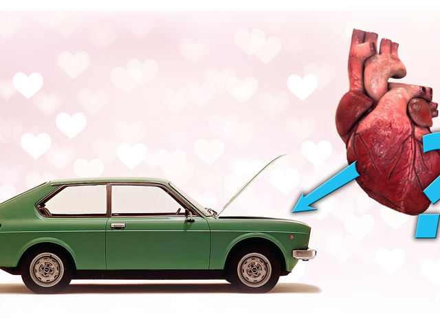 Here's How You Could Replace Your Car's Fuel Pump With A Human Heart
