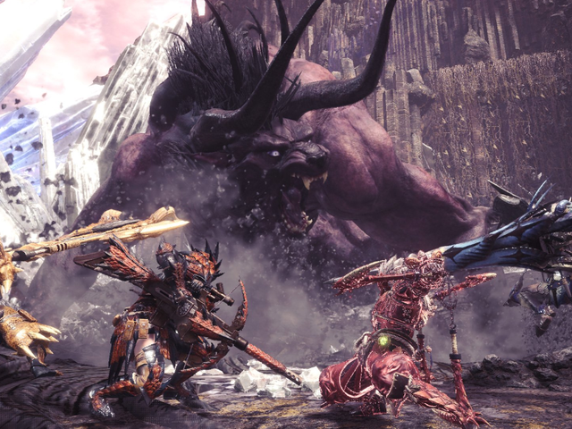 Monster Hunter: World's New Behemoth Fight Requires A Different Mindset