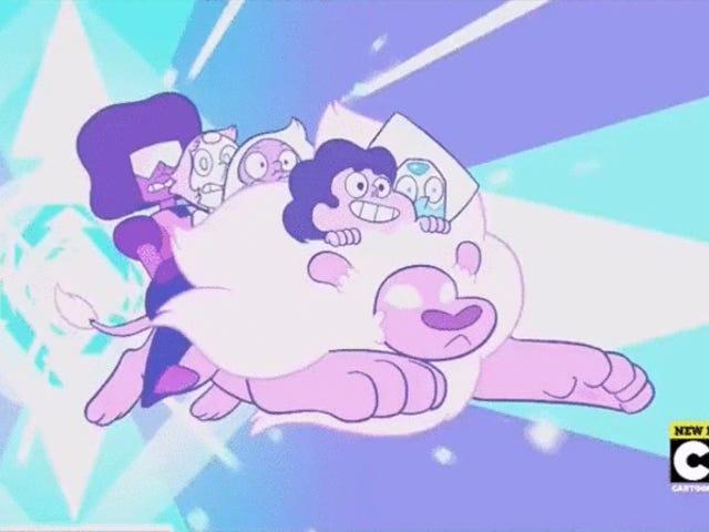 <i>Steven Universe</i> nieuwste toevoeging van <i>Steven Universe</i> heeft nog een lange weg te gaan