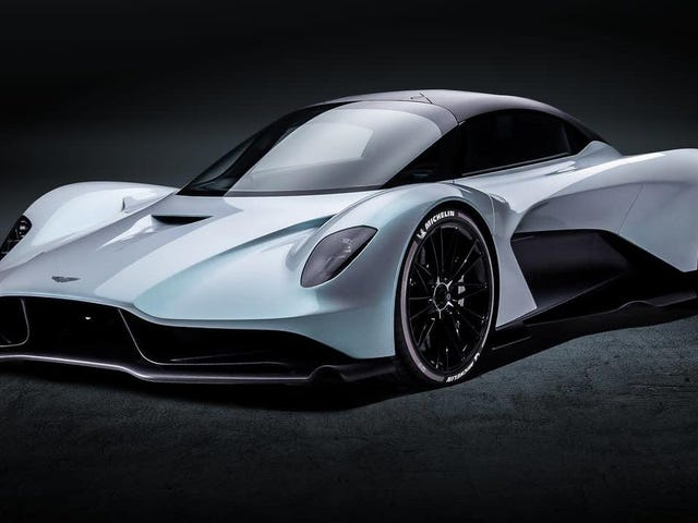 Aston Martin Valhalla: Τώρα Μιλάμε