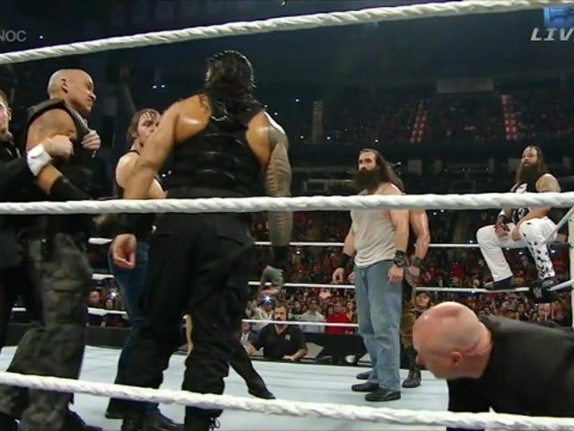 La WWE invasa da ancora un altro idiota sul campo [UPDATE]