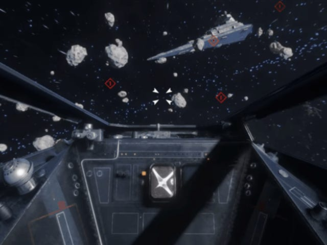 Here's A 2016 Pitch Video For A New Star Wars Space Shooter