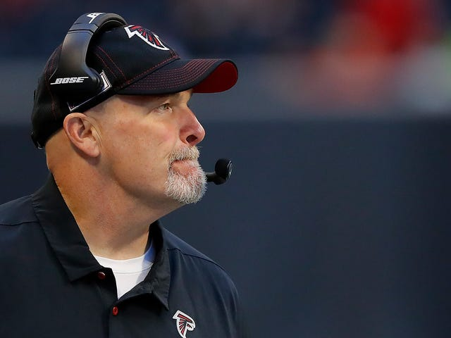 The Falcons Are Toast And Dan Quinn Is Getting Crispy On Both Sides