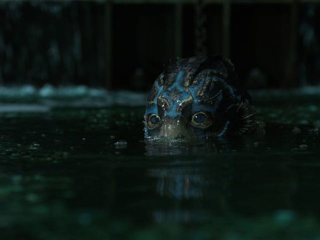 <i>The Shape of Water</i> Surfaces From Its Plagiarism Lawsuit Unscathed