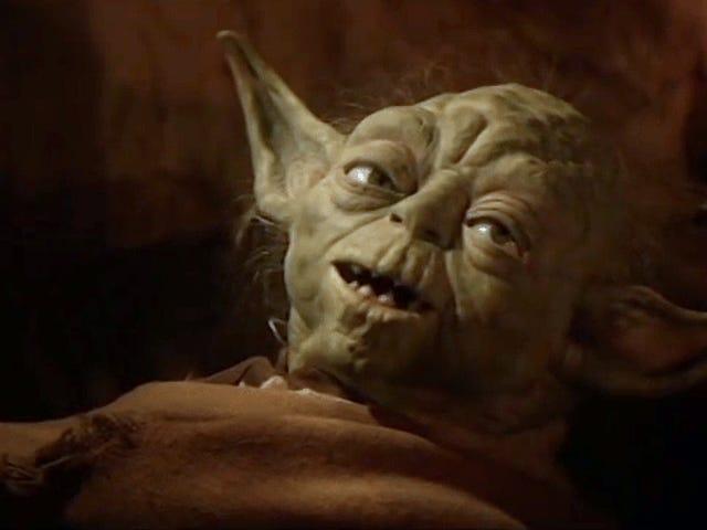 Θεωρητικά, ο Yoda δεν ήταν καν 30 ετών όταν πέθανε