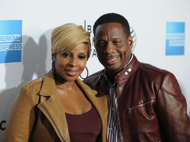 Mary J. Blige er Ex Heading til Dancerie Med $ 30,000 per måned i Spousal Support