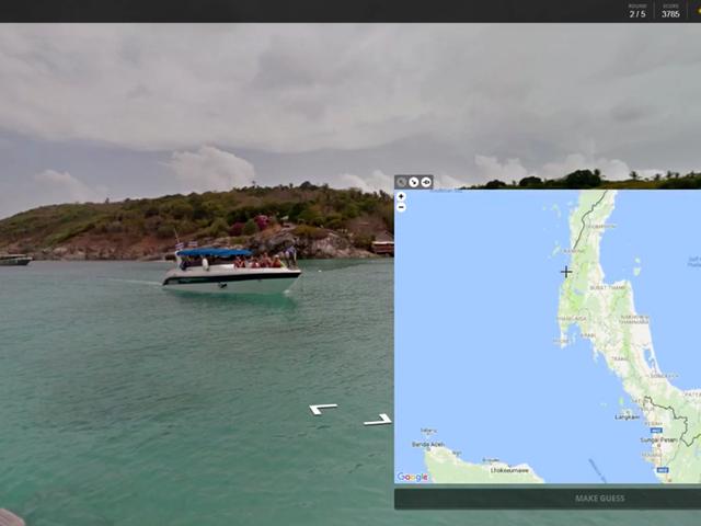 La habilidad de este youtuber para localizar un lugar por su imagen en Google Maps es simplemente increíble