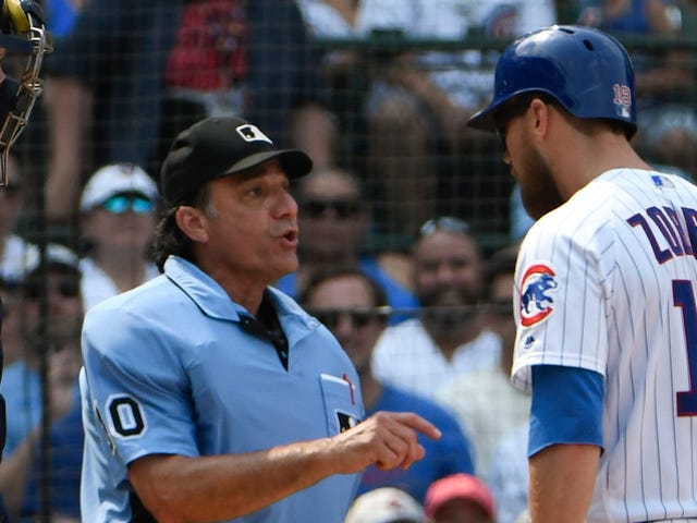 Ben Zobrist Is Still Very Much Looking Forward To Robot Umpires