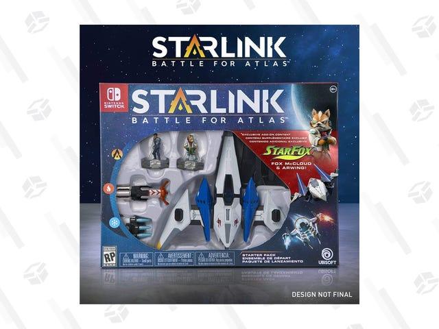 使用Starlink仅需$ 9即可开始全新的收藏上瘾活动:Atlas之战