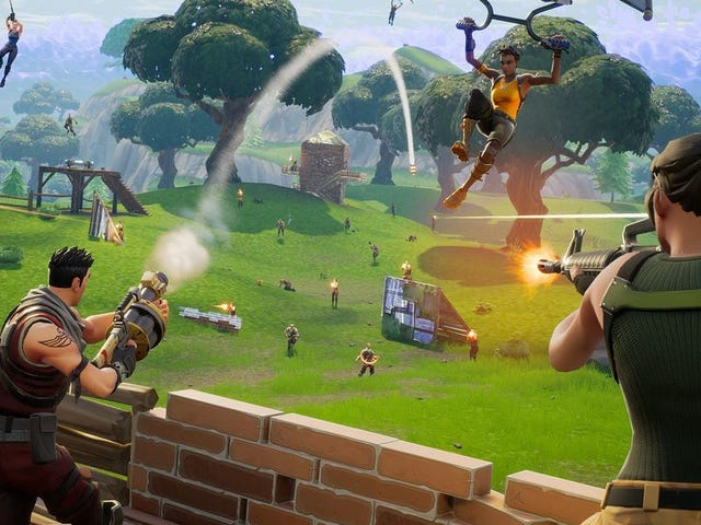 Man Arrested For Alleged Domestic Abuse Recorded During <i>Fortnite</i> Stream