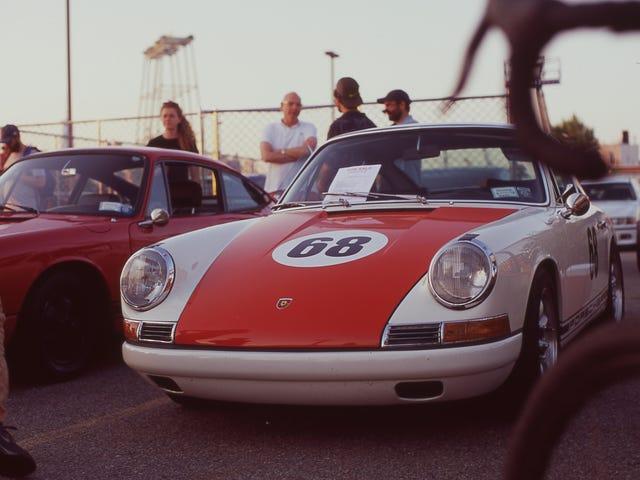 เรากำลังจัดแสดงรถยนต์ผู้อ่านในงาน Le Mans Party สุดสัปดาห์หน้า!  ส่งโอกาสของคุณที่ Glory