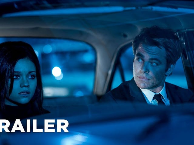 'Can You Dig It???' Screams Chris Pine in New I Am the Night Trailer