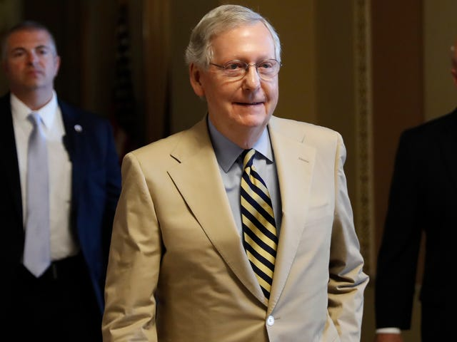The Senate Health Bill Really Is as Bad as You Imagined