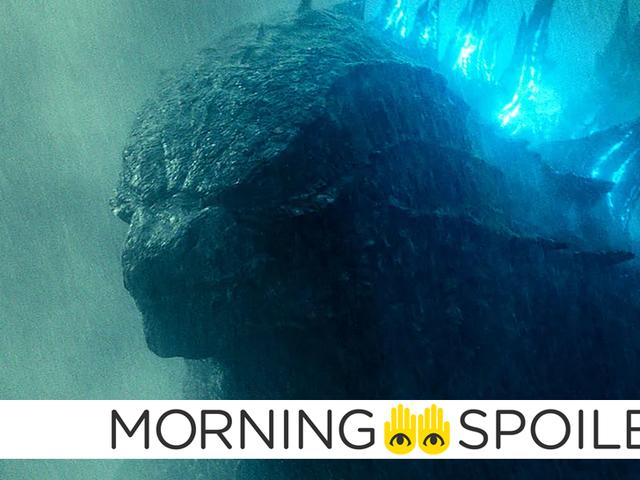 <i>King of the Monsters</i> की माइक डौबर्टी ने एक और <i>Godzilla</i> मूवी के लिए एक शानदार विचार रखा है