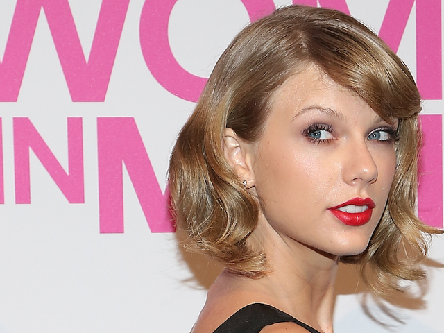 Taylor Swift Stands Up to Pretty Judgmental Fortune Cookie
