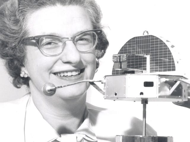 NASA's Nancy Grace Roman, Known as the 'Mother of Hubble,' Dies at 93