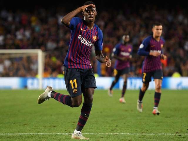 Ousmane Dembélé Isn't Perfect For Barcelona, But He Is What They Need