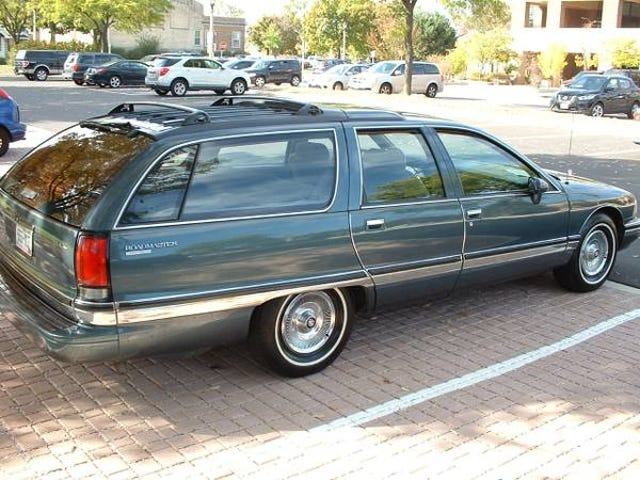 Anyone looking for a Roadmaster?