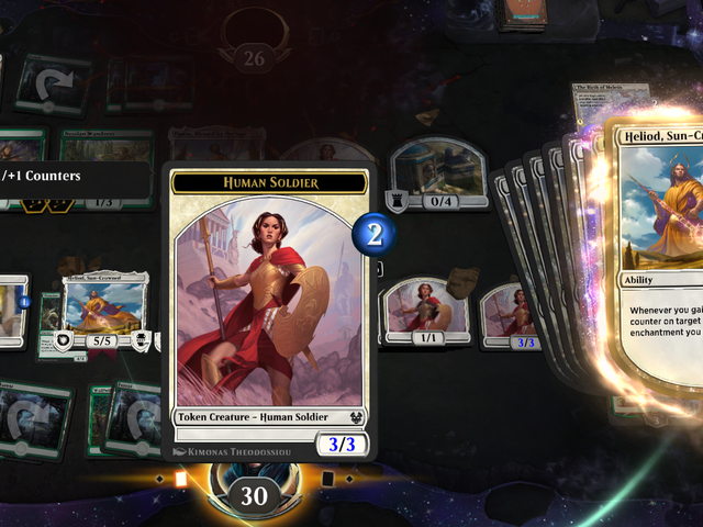 I Love Watching My Buff Hoplites Wreck People In Magic: The Gathering's Theros Beyond Death Expansion