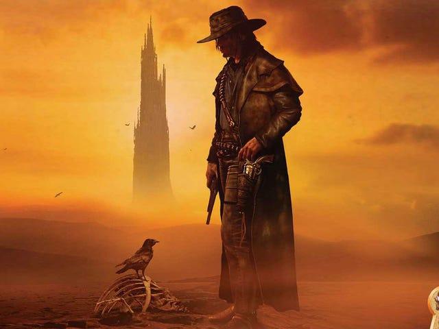 Схоже, &quot;Амазонка&quot; може зробити <i>Dark Tower</i> серію &quot; <i>Dark Tower</i> &quot; після всіх