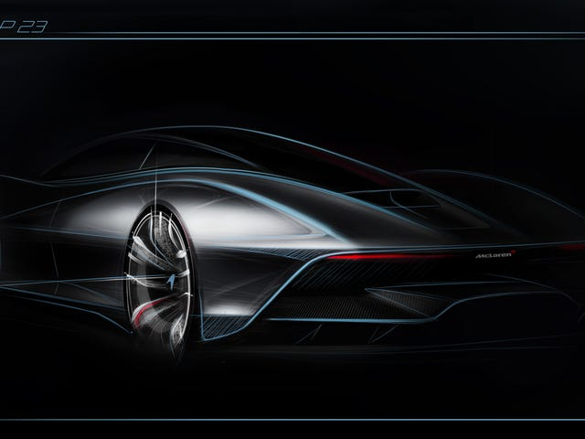 The McLaren BP23 Will Be The Fastest McLaren Ever