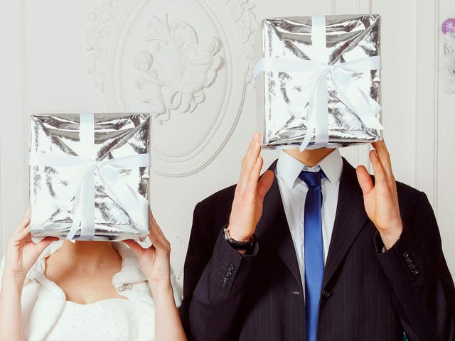 No More Wedding Gifts