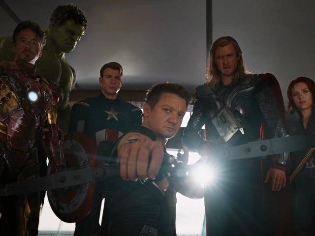 11 классических фильмов Marvel Studios возвращаются в театры в эти выходные