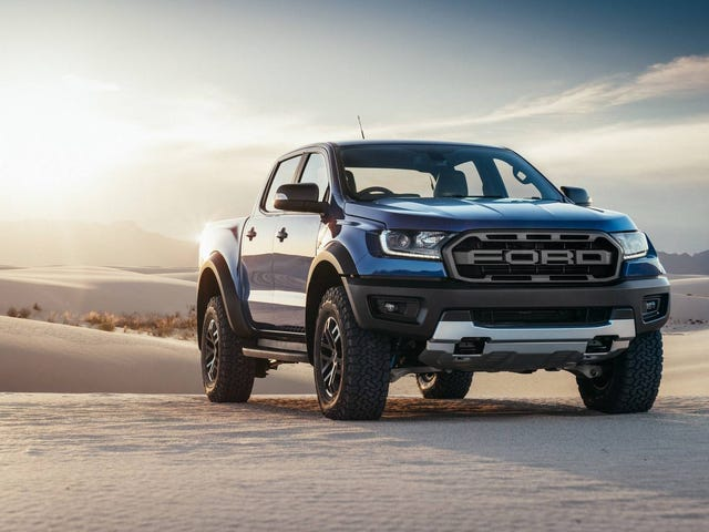 The 2019 Ford Ranger Raptor Isn't Coming to the U.S.: Report [UPDATE]