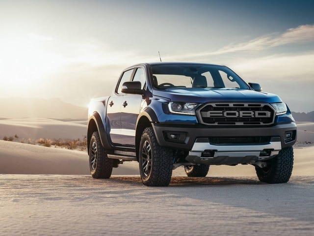 Ford Ranger Raptor 2019 không đến Mỹ: Báo cáo [CẬP NHẬT]