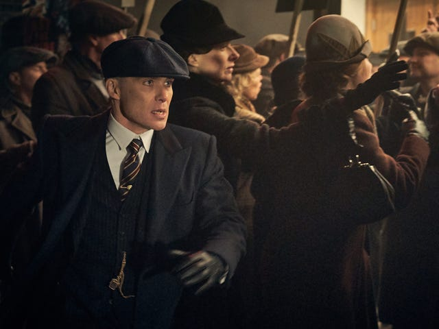 That there's the Peaky Blinders season 5 premiere date, innit?