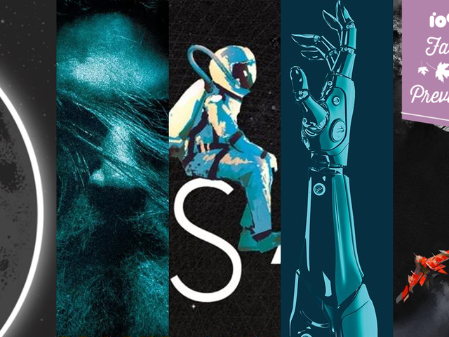 All the Science Fiction and Fantasy Books to Keep on Your Radar This Fall