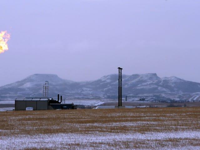 唐纳德特朗普政府希望让石油和天然气公司排放更多甲烷