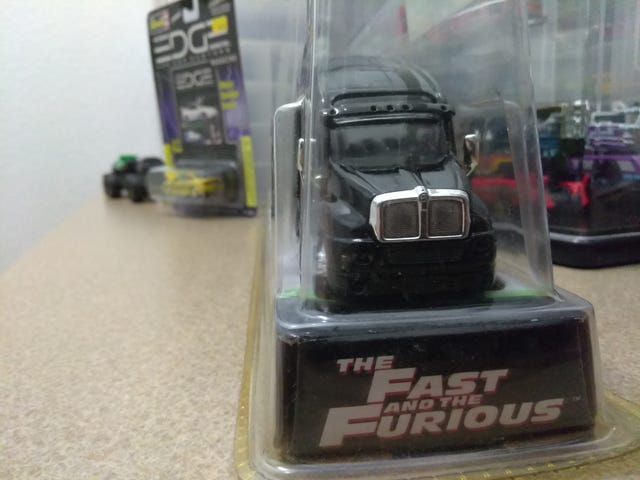 Fast and Furious Transporter