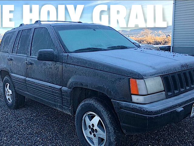 I Just Bought The Holy Grail Of Jeep Grand Cherokees But It Has 260,000 Miles And Is Broken In The Middle Of Nowhere