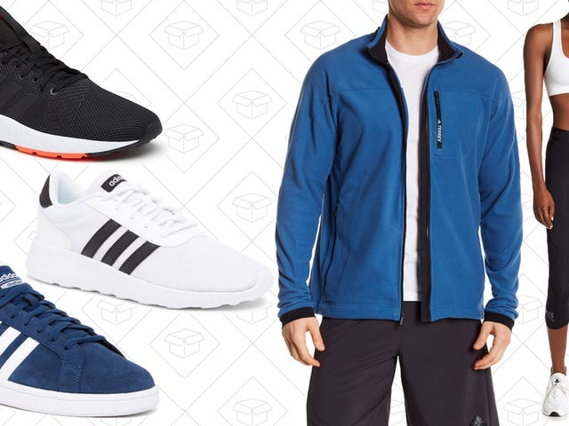 Basically Everything You Could Want from Adidas is On Sale at Nordstrom Rack